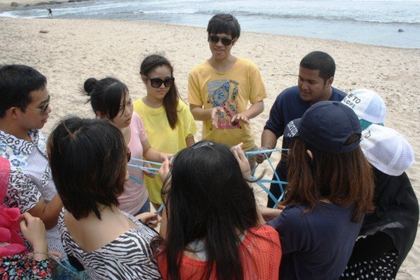 3+1 Joint Degree students at Summer Trip Activity